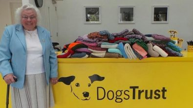 89-year-old-woman-knits-450-blankets-and-coats-for-shelter-dogs