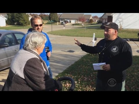 Couple Grateful For Kind Repo Man Who Took Their Car
