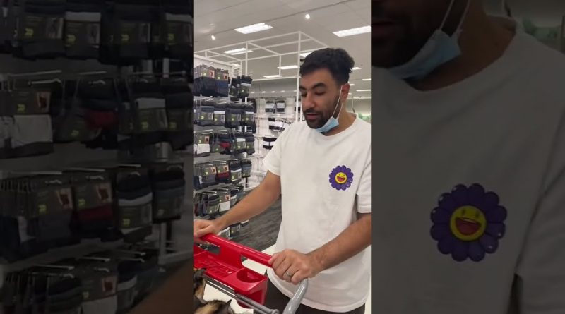 Cats Shopping With Mom Versus Dad